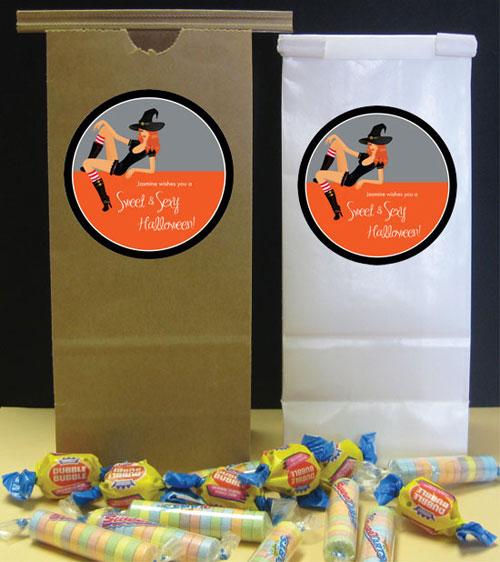 Halloween Sexy Party Theme Favor Bag