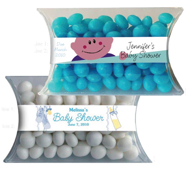 Baby Candy Pillow Packs, Boy Theme