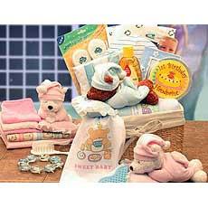 Sweet Baby Girl Gift Set