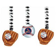 "MLB 30"" Dangling Cutouts"