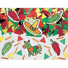 Confetti Fiesta Theme