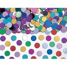 Dazzle Dots Confetti Mix