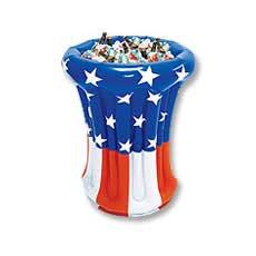 Patriotic Cooler