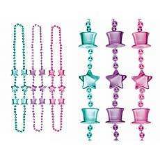 Jewel Top Hat & Star Beads