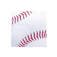 Baseball Fan Lun Napkins