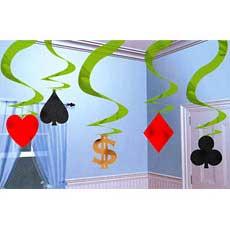 """24"""" Casino Dangle"""