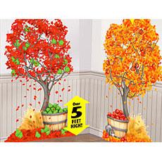 Fall Trees Scene Setter