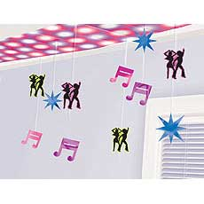 Dance Fever Decoration