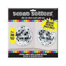 "30"" Disco Balls Add-ons"