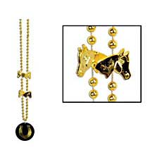 Derby Day Bead Necklace
