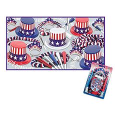 Patriotic Kit for 10