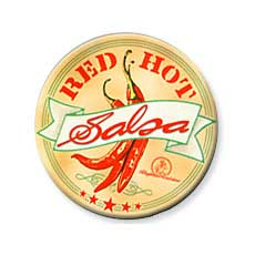 Red Hot Salsa CD