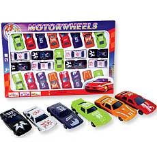 Die Cast Cars 3""