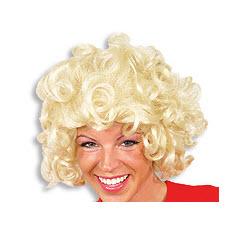 Blonde Star Wig