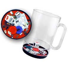 Casino Theme Mug