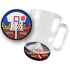 Basketball Theme Mug