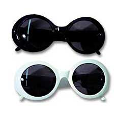 Black & White Jackie O