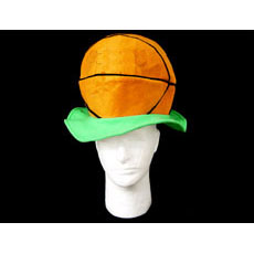Felt Basketball Hat
