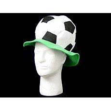 Felt Soccer Hat