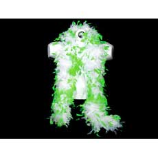 Green & White Super Boa