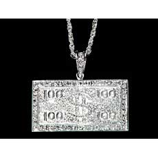 $100 Bling Necklace