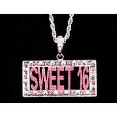 Sweet 16 Bling