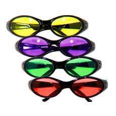 Funky Lens Glasses