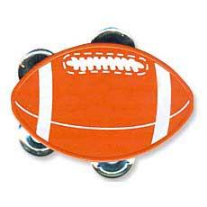 Football Tambourines