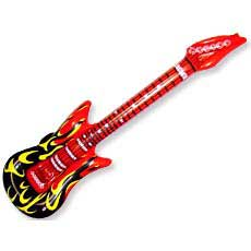 """42"""" Flame Guitars"""