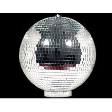"20"" Disco Ball w/ Base"