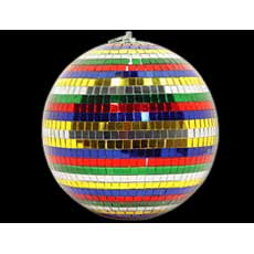 "8"" Rainbow Disco Ball"