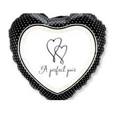 I Do! Perfect Pair Balloon