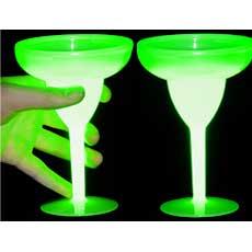Green Glow Margarita Cup