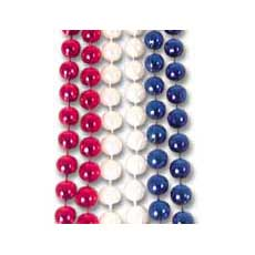 Red White & Blue Beads