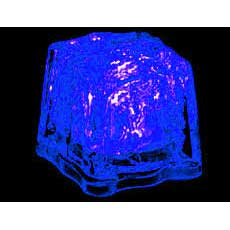 Blue Light Cubes