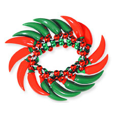 Chili Pepper Bracelets