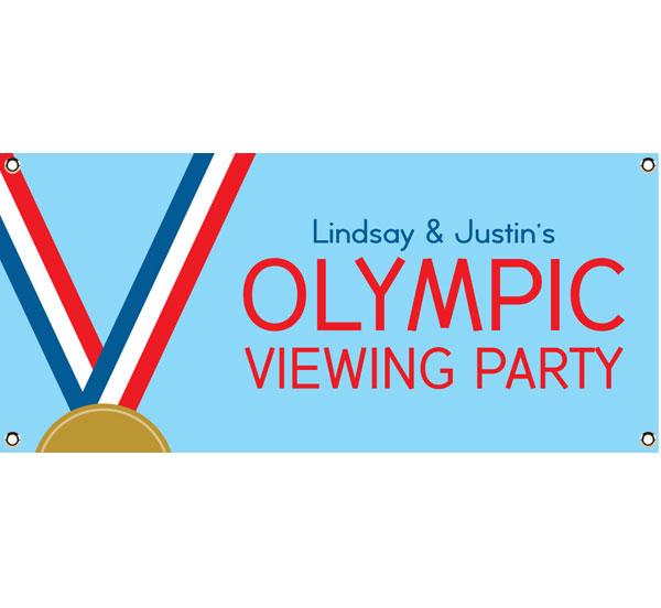 Gold Medal Theme Banner