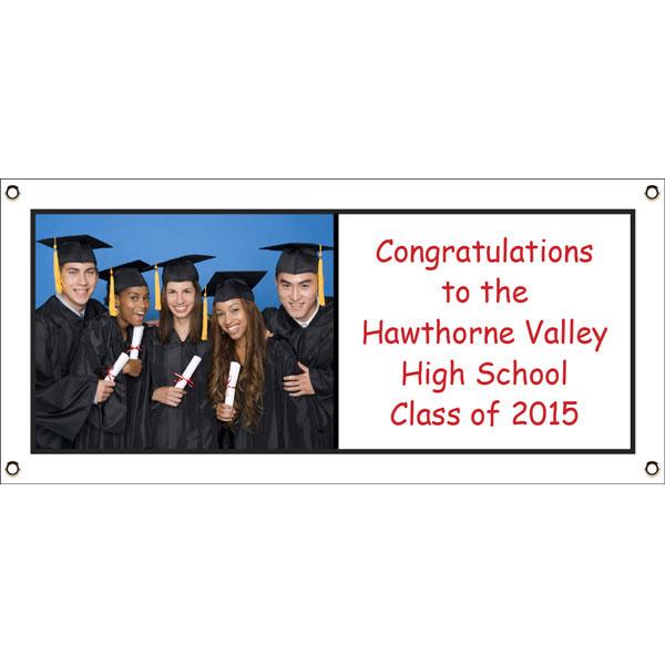 Graduation Theme Picture Banner