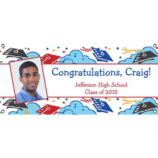 Graduation Picture Banner