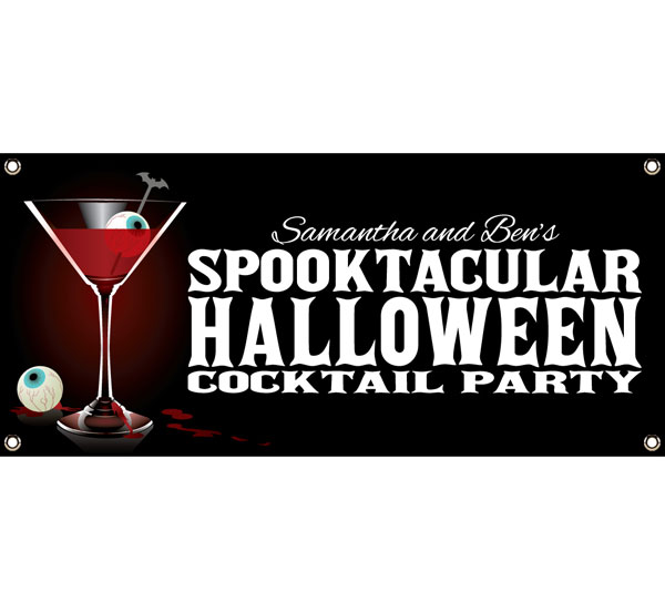 Spooky Spirits Theme Banner