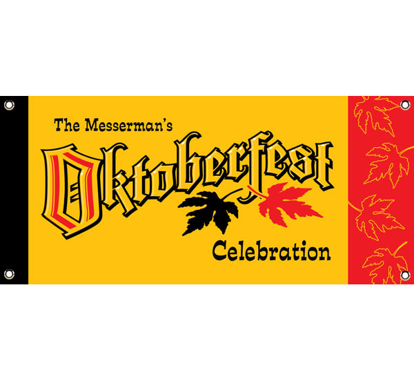 Oktoberfest Festival Theme Banner