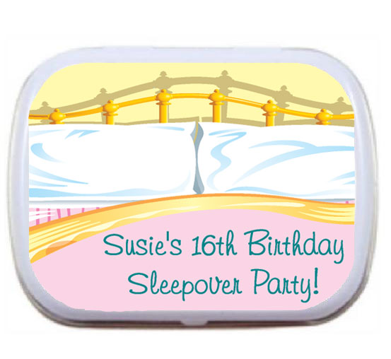 Sleepover Mint Tin