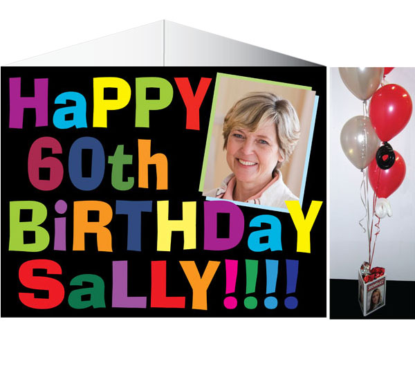 Birthday Celebration Theme Centerpiece