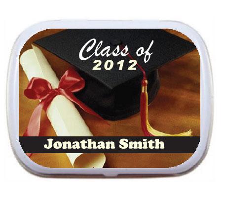 Graduation Mint Tin, Class of 2015