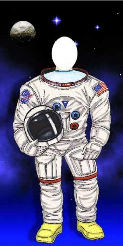Space Explorer Photo Op