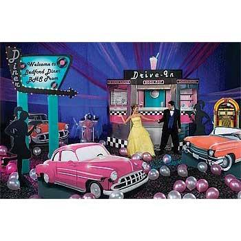 1950s Twist the Night Away