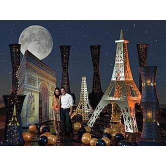 Paris - Gold Lights of Paris Kit