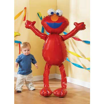 Elmo Jumbo Airwalker Balloon