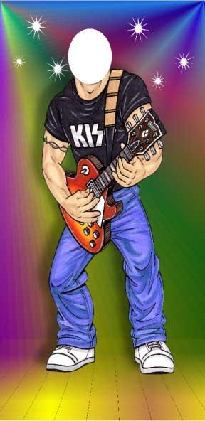 Rock Star Photo Op