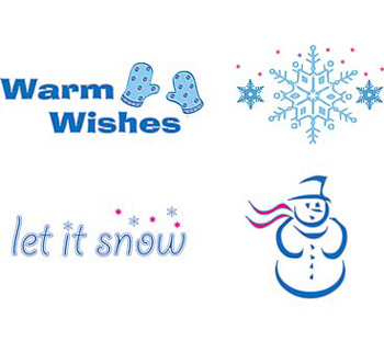 Warm Wishes Winter Funtoos